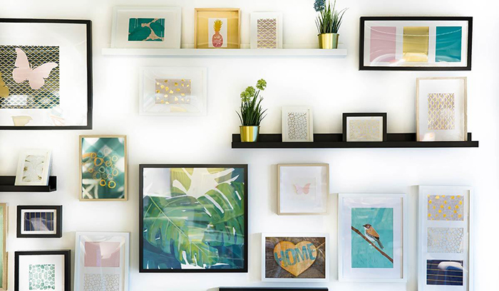 Picture and Shelving Hanging Services Henderson Nevada