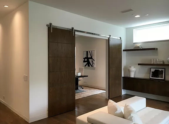 Custom Barn Doors in Las Vegas Nevada